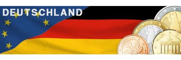 Deutschland - Euromünzen