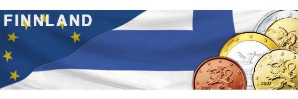 Finnland - Euromünzen