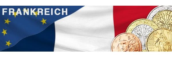 Frankreich - Euromünzen