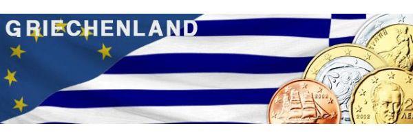 Griechenland - Euromünzen