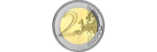 2018 Gedenkmünzen