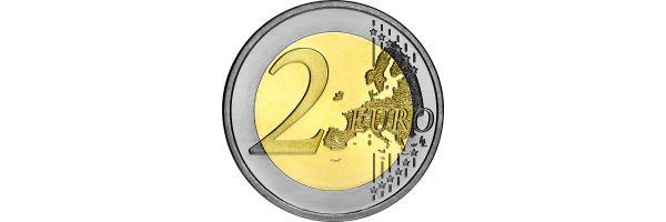 2021 Gedenkmünzen