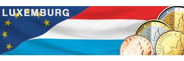Luxemburg - Euromünzen