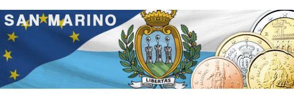 San Marino - Euromünzen
