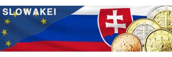 Slowakei - Euromünzen