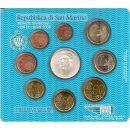 San Marino KMS 2006 ST 1 Cent - 2 Euro 5 Euro...