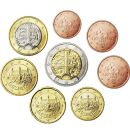 Slowakei KMS 2009 ST 1 Cent - 2 Euro lose
