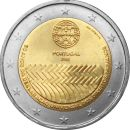 Portugal 25 x 2 Euro Gedenkmünze Sondermünzen...