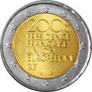 Frankreich 2 Euro Gedenkmünze 2008 ST EU -...