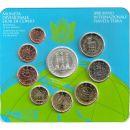 San Marino KMS 2008 ST 1 Cent - 2 Euro 5 Euro...