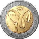 Portugal 2 Euro Gedenkmünze 2009 ST - Spiele der...