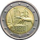 Italien 2 Euro Gedenkmünzen 2009 200.Geburtstag...