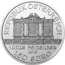 Österreich 1,5 Euro Silber 2010 - Wiener...