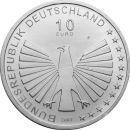 Deutschland 10 Euro 2007 ST - 50 Jahre Römische...