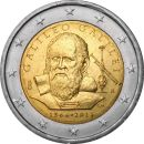Italien 2 Euro Gedenkmünze Sondermünzen 2014...