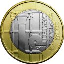 Slowenien 3 Euro Gedenkmünze 2010 ST Welthauptstadt...
