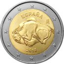 Spanien 2 Euro Gedenkmünze 2015 ST - Höhle von...