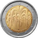 Spanien 2 Euro Gedenkmünze Rolle 2010 - Moschee...