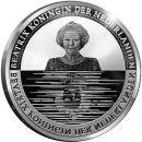 Niederlande 5 Euro Gedenkmünze 2010 PP The Water...