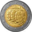 Luxemburg 2 Euro Gedenkmünze 2011 ST Jean de...