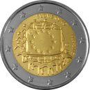 Slowakei 2 Euro Gedenkmünze 2015 ST 30 Jahre Europa...