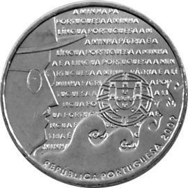 Portugal 25 Euro Münze 2009 Portugiesische Sprache