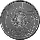 Portugal 2,5 Euro Münze 2010 ST Unesco COA Valley lose