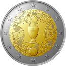 Frankreich 2 Euro Gedenkmünze 2016 ST UEFA...