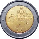 Slowenien 2 Euro Gedenkmünze Sondermünzen 2011...