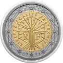 Frankreich 2 Euro Kursmünze 2011 PP aus KMS Proof...