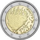 Finnland 2 Euro Gedenkmünze 2016 ST 90. Todestag...