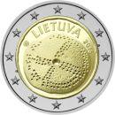 Litauen 2 Euro Gedenkmünze 2016 ST - Baltische...