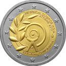 Griechenland 2 Euro Gedenkmünze Sondermünze...