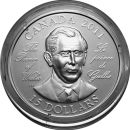Kanada 15 Dollar 2011 Prince of Wales Prinz Charles...