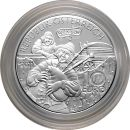 Österreich 10 Euro Silber 2011 PP - Der liebe...