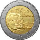Luxemburg 2 Euro Gedenkmünze 2012 ST...