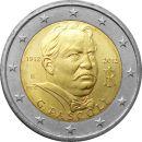 Italien 2 Euro Gedenkmünzen 2012 ST - Giovanni Pascoli