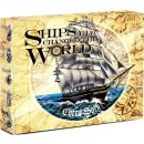 Tuvalu 1 Dollar 2012 PP Ships of the World Cutty Sark Silber Proof