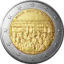 Malta 2 Euro Gedenkmünze 2012 ST 1887...