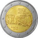 Malta 2 Euro Gedenkmünze 2016 UNC Gigantija Tempel lose
