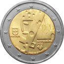 Portugal 2 Euro Gedenkmünze 2012 ST -...