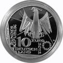 Deutschland 10 Euro 2012 PP Deutsche Nationalbibliothek...
