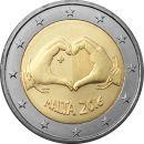 Malta 2 Euro Gedenkmünze 2016 UNC Kinder...