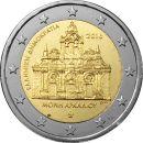 Griechenland 2 Euro Gedenkmünze 2016 ST Arcadi...