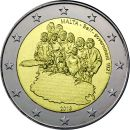 Malta 2 Euro Gedenkmünze Sondermünzen 2013 ST...