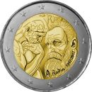 Frankreich 2 Euro Gedenkmünze 2017 ST 100. Todestag...
