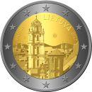 Litauen 2 Euro Gedenkmünze 2017 ST Kulturstadt...