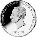 Deutschland 20 Euro 2017 PP Johann Joachim Winckelmann...