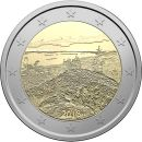 Finnland 2 Euro Gedenkmünze 2018 ST Landschaft Koli...