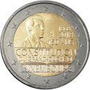 Luxemburg 2 Euro Gedenkmünze 2018 ST 150 Jahre...